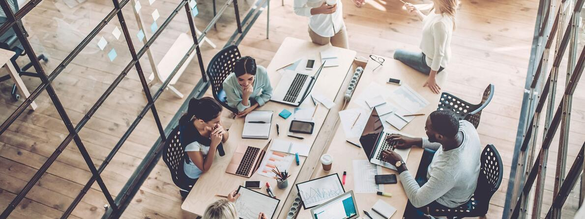 Iot Intelligent Workplace